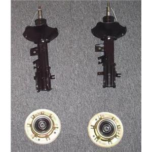 2000-2005 Ford Focus Monroe Strut Struts Mounts 1 Pair