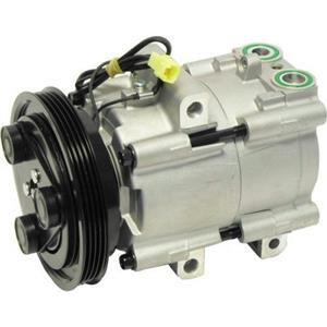 AC Compressor for 1994-1997 Kia Sephia 1.6L & 1.8L (1 Year Warranty) R67124