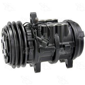 AC Compressor for Chrysler Dodge Plymouth (1 Year Warranty) Reman 57102
