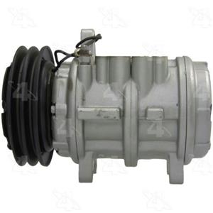 AC Compressor for Chrysler Dodge Plymouth (One Year Warranty) R57105