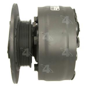 AC Compressor for Chevy C1500 C2500 K2500 GMC C3500HD 7.4L (1 Yr Warr) R57241