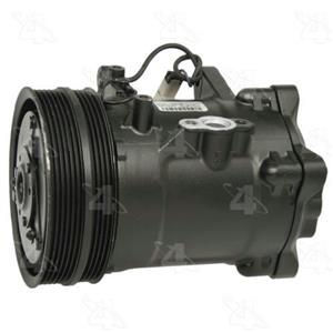 AC Compressor for 1987 1988 Nissan Maxima 3.0L (1 Year Warranty) R57448