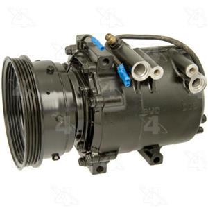 AC Compressor fits Dodge Colt, Mitsubishi Galant Mirage (1 Year Warranty) R57485