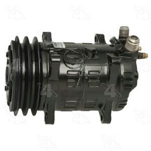 AC Compressor for 1985 1986 1987 1988 Autocar ACL (1 Year Warranty) R57511