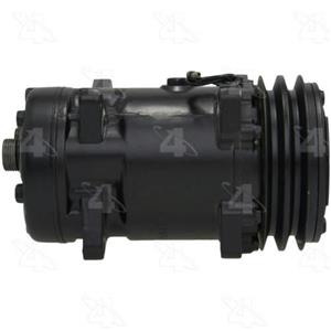 AC Compressor for Chevy P20 P30 GMC P2500 Peugeot 504 505 (1 Yr Warr) R57559