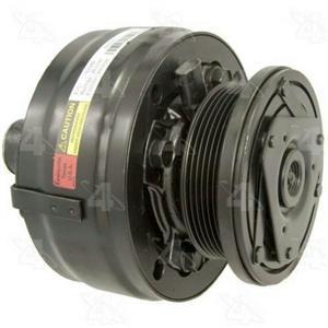AC Compressor fits Chevy Blazer C1500 K1500 GMC C1500 Suburban (1YW) R57942