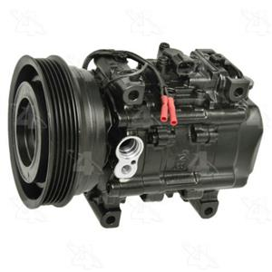 AC Compressor fits Mazda RX-7 Toyota Corolla Tercel (1 Year Warranty) R67363