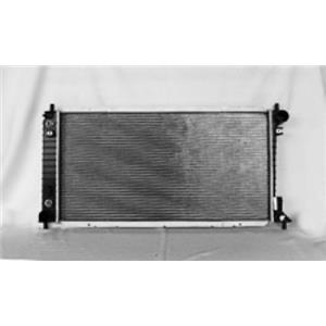 Radiator Assembly 2401 100% Leak Tested for 01-03 F150 4.2L 4.6L 2004 Heritage