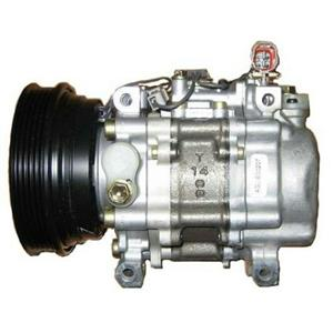 AC Compressor fits 1988-1990 Toyota Tercel  (1 Year Warranty) R67394