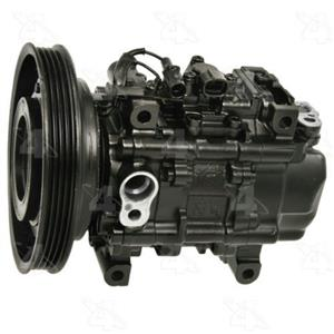 AC Compressor fits 1994-1996 Toyota Tercel  (1 Year Warranty) R67396