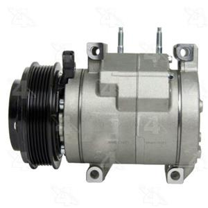 AC Compressor fits 2012-2015 Dodge Durango (1 Year Warranty) R97302