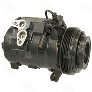 AC Compressor fits 2000-2003 BMW X5 (One Year Warranty) R97336