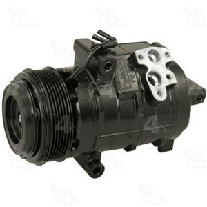 AC Compressor fits 2007-2014 Mazda CX-9 (One Year Warranty) R157320