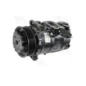 AC Compressor for Jaguar Super V8  Vanden Plas  XJ8  XJR (1 Yr Warranty) R157375