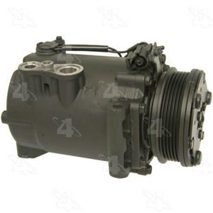 AC Compressor fits 2002 2003 2004 Saturn Vue (One Year Warranty) R157550