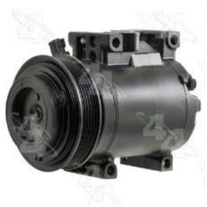 AC Compressor fits 2012-2017 Jeep Wrangler 2013 Ram 1500 (1 Yr Warranty) R197305
