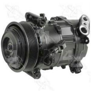 AC Compressor fits 2015-2017 Chrysler 200 2014-2018 Jeep Cherokee (1YW) R197314