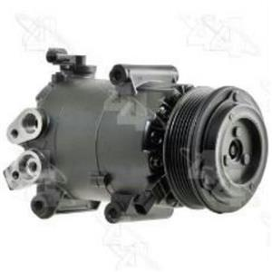 AC COMPRESSOR 197359 FOR FORD ESCAPE TRANSIT CONNECT 1.6L (1 YR WARRANTY) REMAN