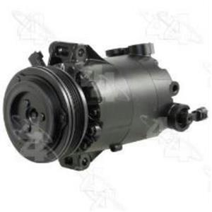 AC Compressor fits 2013-14 & 16 Ford Escape 2015-16 Lincoln MKC (1 Y W) R197360