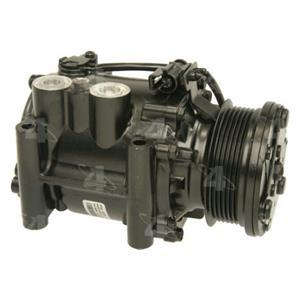 AC Compressor Fits 2003 Ford Escort ZX2 (1 year Warranty) R97568