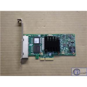 Dell Intel i350-T4 Quad-port 1Gb Network Ethernet Card PCI-E High Profile X8DHT