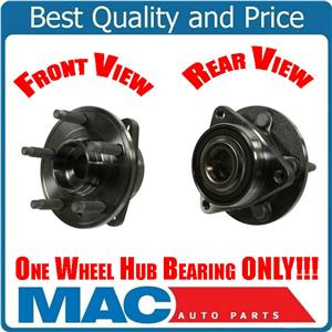New FT Wheel Bearing Hub Assembly (1) 11-15 Chevy Cruze Base W 15 Inch Rims Only