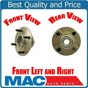 Wheel Bearing and Hub Assembly (2) Rear Quality fits 91-96 Infiniti G20 REAR