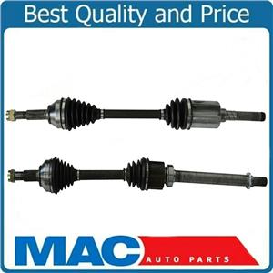 Front CV Shaft Axle (2) Left & Right FOR 2008-13 Nissan Rogue ALL WHEEL DRIVE