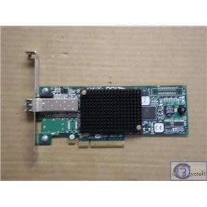 Emulex EMC LPE12000-E 8GB Single Port Fibre Channel HBA PCI-e w/ 8GB SFP