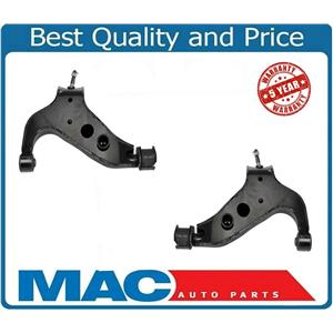 Left & Right Lower Control Arm W/ BJ fits for Nissan Pathfinder 96-04 QX4 03-07
