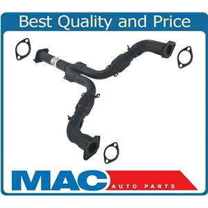 Engine Y Pipe With gaskets For 2003 2004 Infiniti G35 RWD 2 & 4 Door