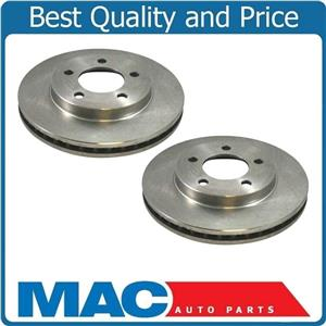Production Date 02/1991 to 1993 Taurus Sable (2)  Front  Brake Rotor Rotors