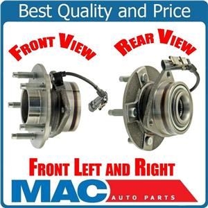 Equinox 05-06 Vue 02-07 (2) Frt Wheel Hub Bearing Assembly WITH ABS PT513189
