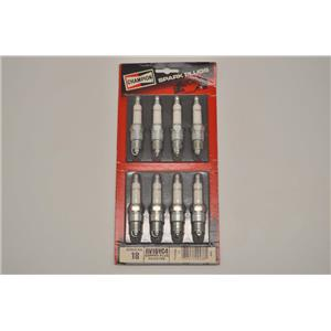 CHAMPION SPARK PLUGS RV15YC4 CHEVROLET FORD GMC OLDSMOBILE DODGE BUICK ISUZU