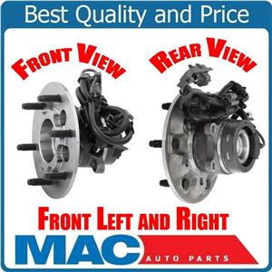 04-08 Colorado ZQ8 Sport Sus Rear Wheel Drive (2) Wheel Bearing and Hub Assembly