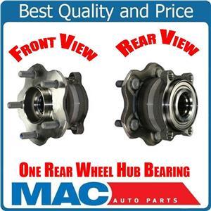 (1) Rear Wheel Hub Bearings Fits For 2006-2007 M35 M45 Rear REF# PT512390