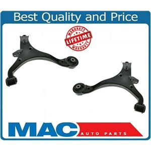 Front Lower Control Arms Arm Pair Set 01-05 Honda Civic Left and Right