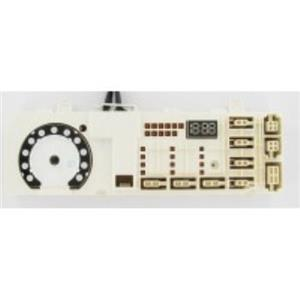 Laundry Washer Sub PCB Display Control Board DC92-01022A work for Samsung Models