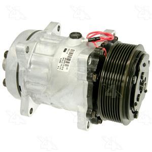 AC Compressor fits Freightliner FC70 FL50 FS65 M2106 MB60 MB70 (1YW) R68578