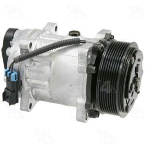 AC Compressor for Freightliner FC70 FL50 FS65 M2 MB60 MB70 (1 Year Warr) R58740