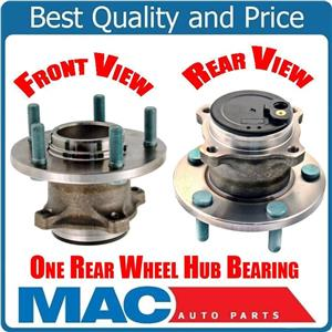 04-13 Mazda 3 06-15 Mazda 5 With 4 Wheel ABS 512347 (1) REAR Axle Hub Assembly