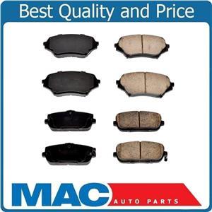 Fits Mazda Miata MX5 2006-2015 Front & Rear Ceramic Brake Pads