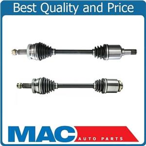 Front Left & Right CV Axle Shafts for 07-09 Santa Fe 3.3L Automatic Transmission