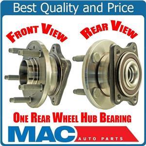 (1) REAR Wheel Bearing and Hub Assembly, 05-07 Five Hundred All Wheel Drive REAR