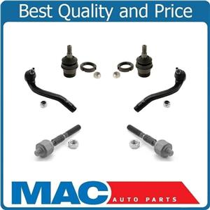 (4) Front Tie Rod Lower Ball Joints For Mercedes Benz ML320 03-05 ML350  98-03