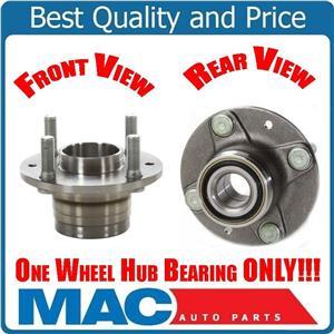 90-05 Miata MX5 MX-5 (1) Front Hub Wheel Bearing NO-ABS 100% Torque Tested New