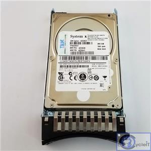 """IBM 42D0638 42D0637 42D0641 300GB 10K 2.5"""" SAS SFF Hard Drive System X"""