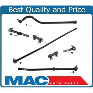 Pro Date 02/07/94 to 97 Dodge Ram 1500 2500 4X4 Drag Link Tie Rod RodsTrack Bar
