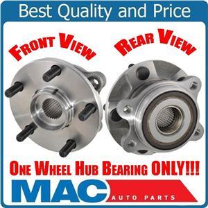 (1) New Front Hub Wheel Bearing For 11-16 Tc / 06-12 Rav4 3.5L / 13-16 2.5L