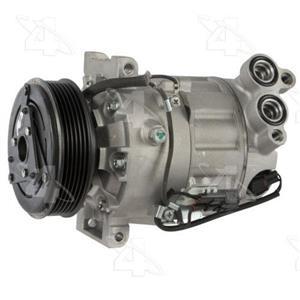 AC Compressor for 2007-2010 Volvo S80 2007-2011 XC90 (1 Yr Warranty) R58489